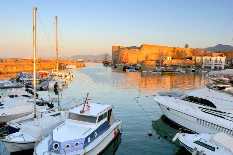 Plage del norte de Chipre imagen de archivo libre de regalías