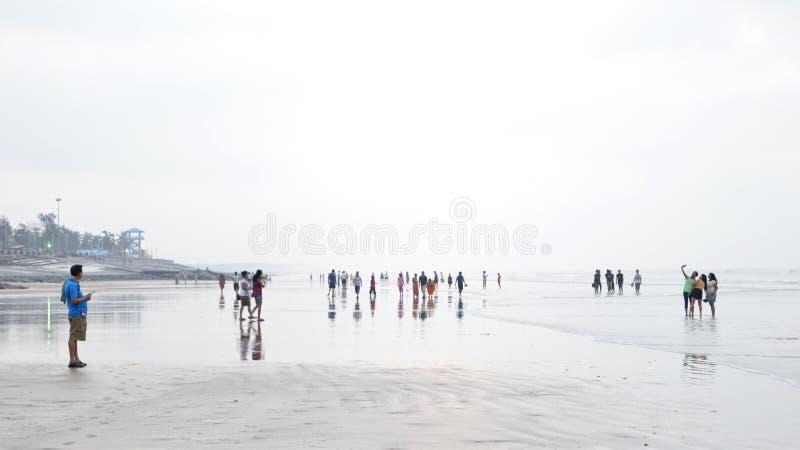Plage Digha de mer photo libre de droits