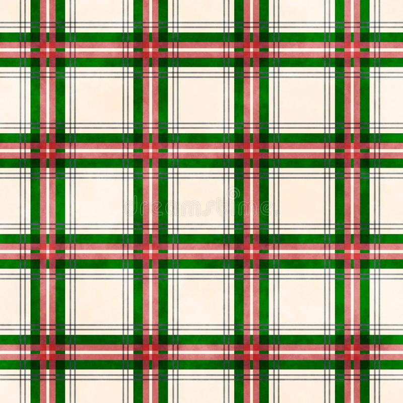 Download Plaid stock illustration. Image of pink, green, abstract - 23498190