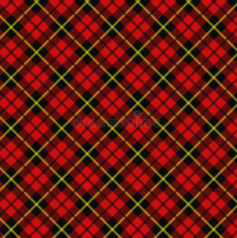 Download Plaid stock illustration. Image of checkered, grain, pattern - 6691688