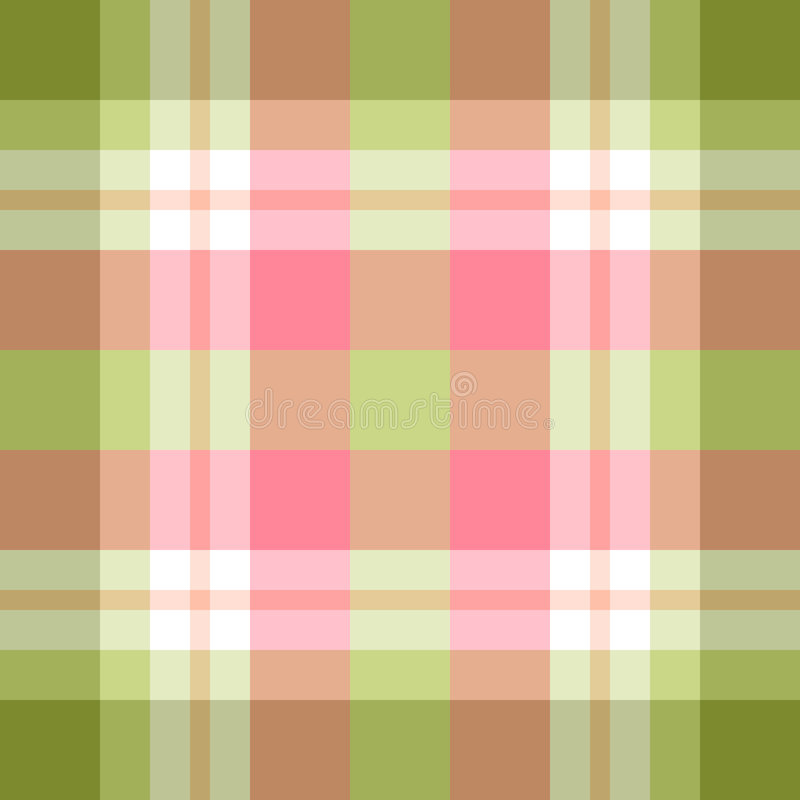 Plaid royalty illustrazione gratis