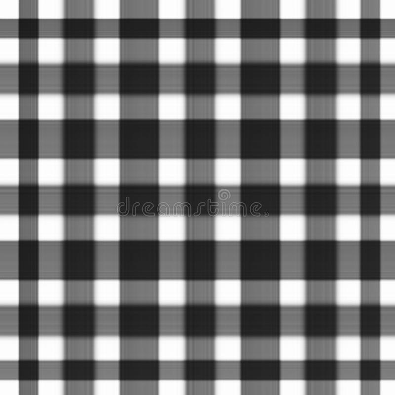 Plaid and check modern repeat pattern vector illustration