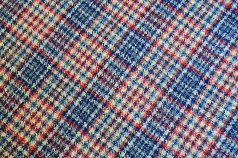 Plaid Cloth Royalty Free Stock Image