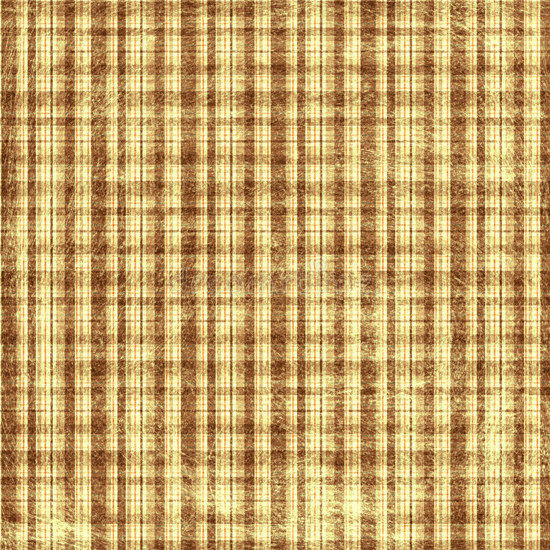 Plaid grungy background vector illustration