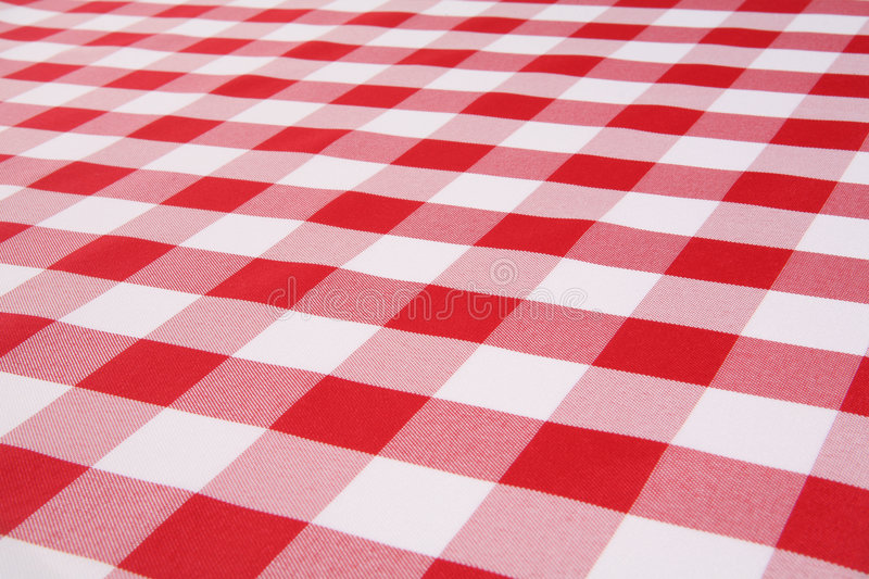 Download Plaid Tablecloth stock photo. Image of cotton, fabric - 2723578