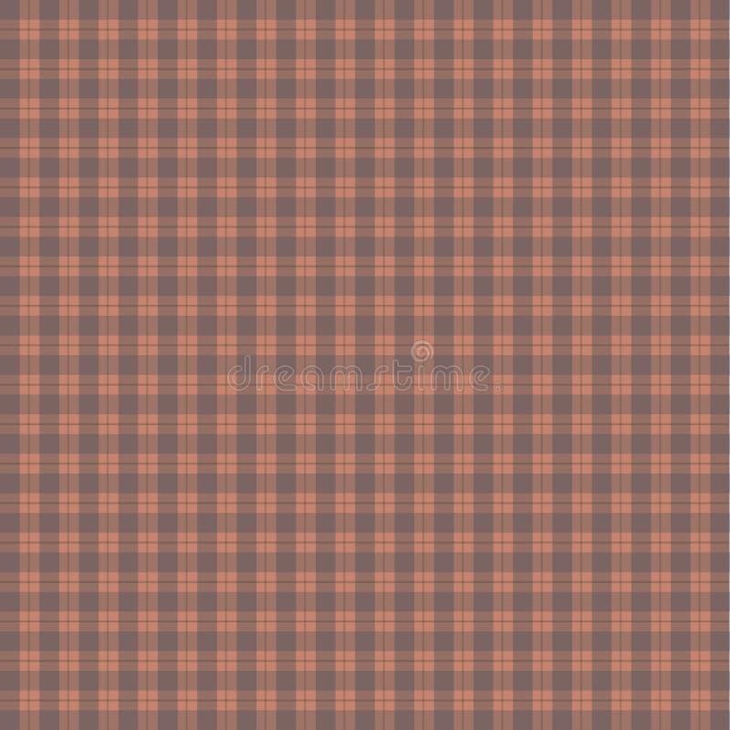 Plaid Texture Vector Design Stock Photo