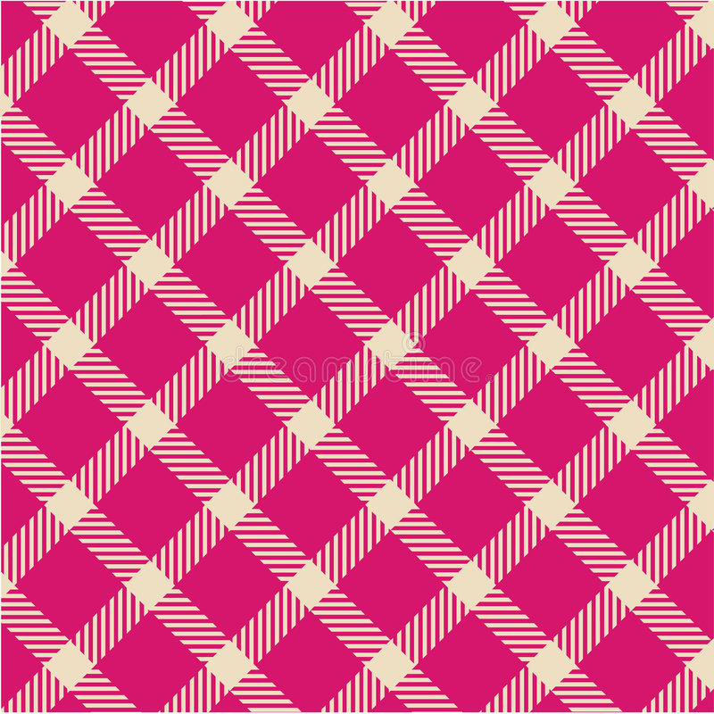 Plaid texture, vector pattern vector illustration