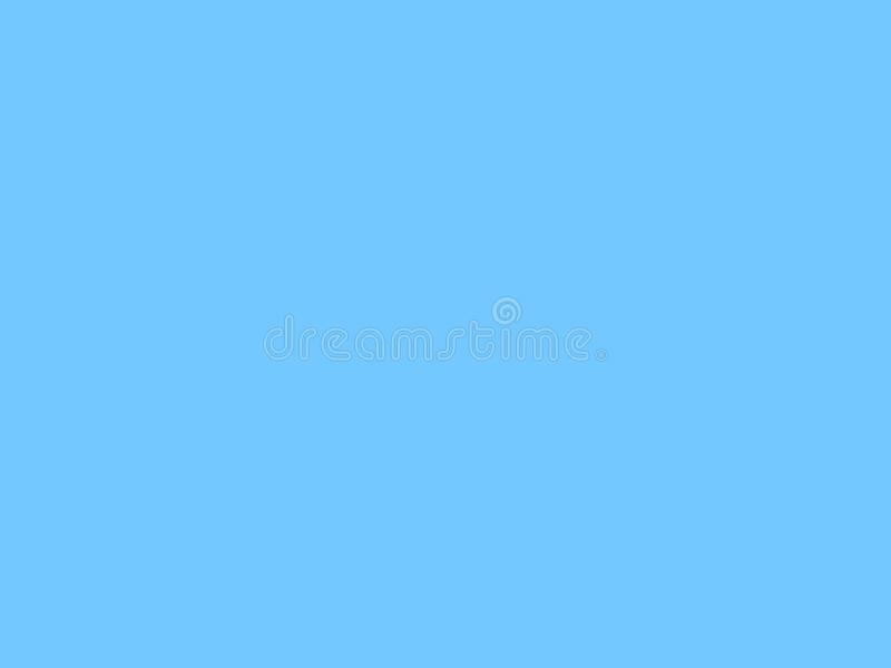Plain blue background. Blue wallpaper. Plain blue background wallpaper illustration smooth colour surface abstract backdrop template bright colourful light royalty free stock photo