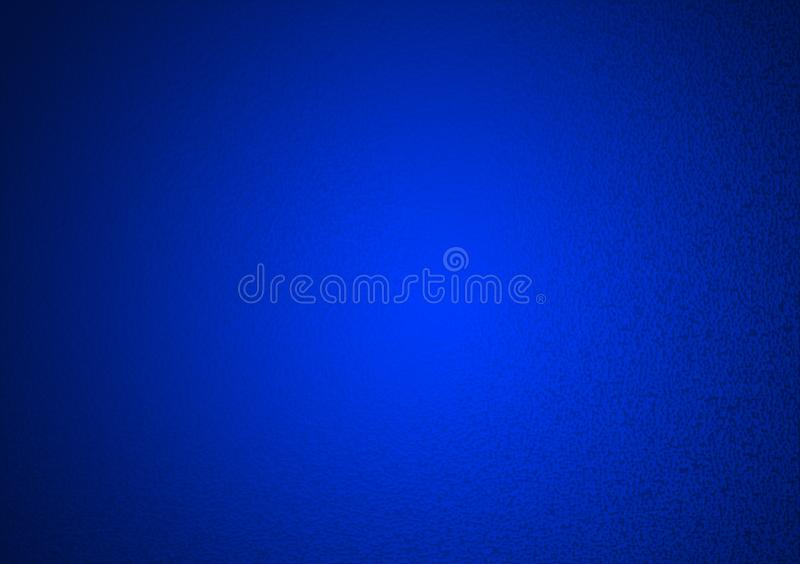 Plain blue textured gradient background. For wallpapers use or for use with text or image layouts stock image