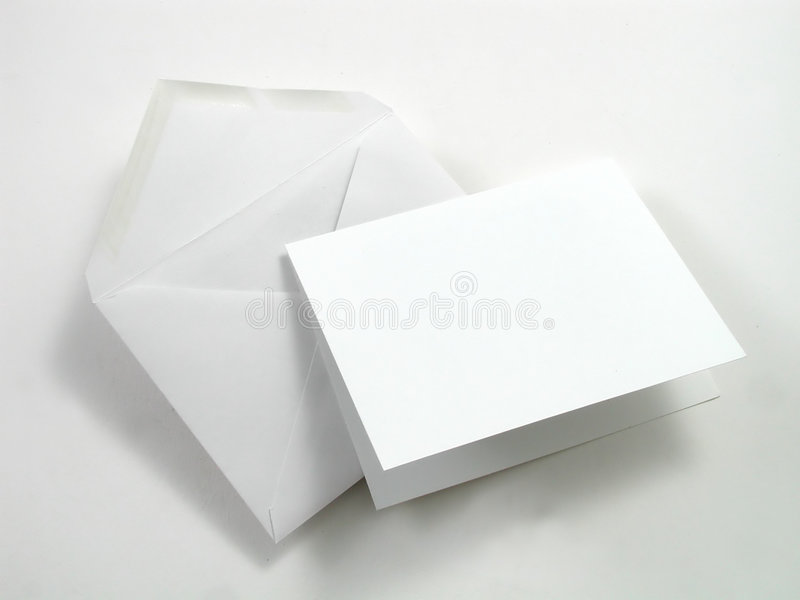 Download Plain Envelope stock image. Image of blank, thank, clear - 86065