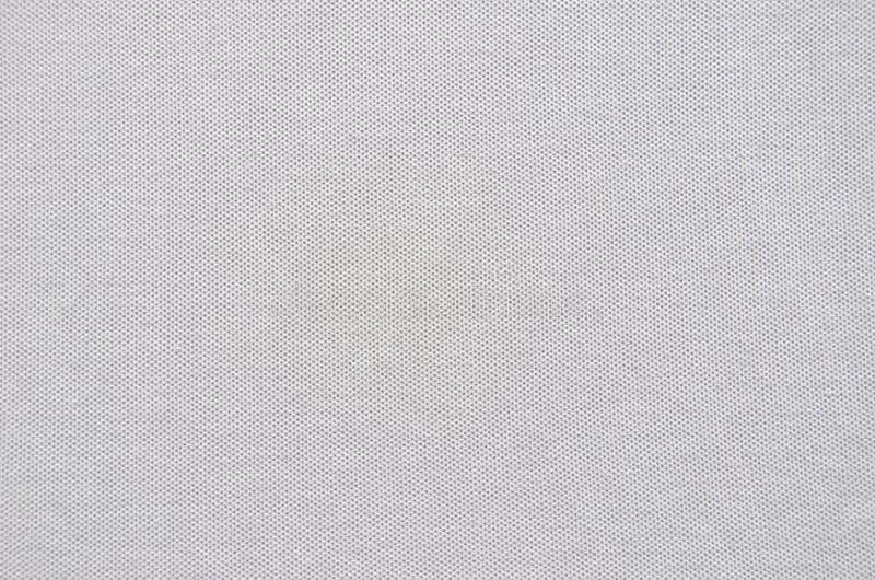 Plain Gray Fabric Texture royalty free stock photography