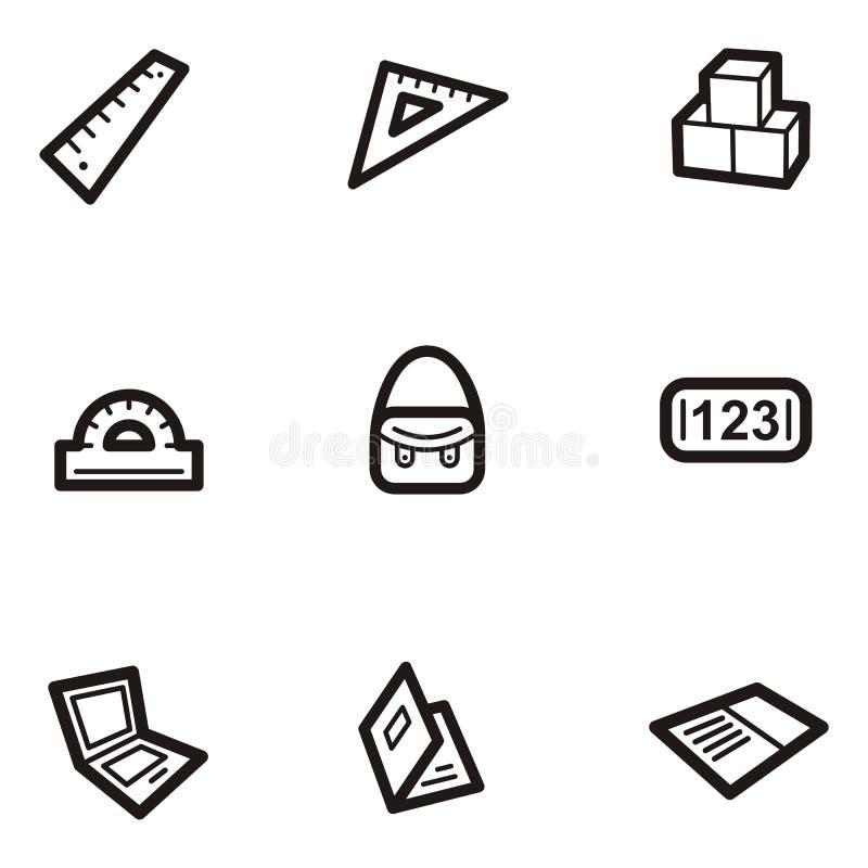 Download Plain Icon Series - Education Royalty Free Stock Photo - Image: 1960845