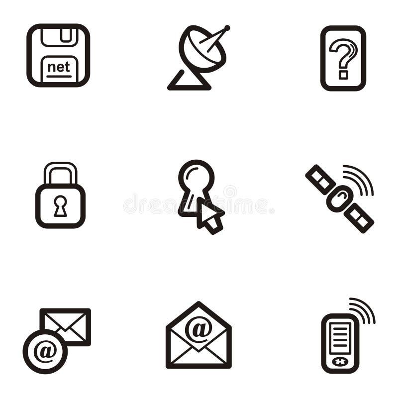 Free Plain Icon Series - Web Royalty Free Stock Photo - 1960735