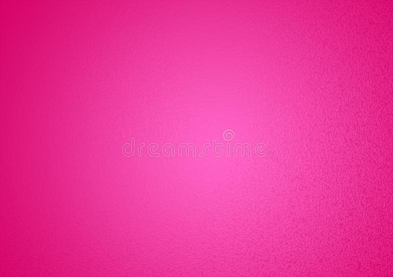 Plain pink textured gradient background. For wallpapers use or for use with text or image layouts royalty free stock photo