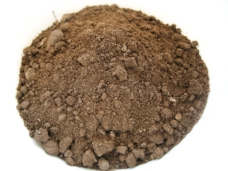Download Plain Soil stock photo. Image of brown, water, earth, land - 9314