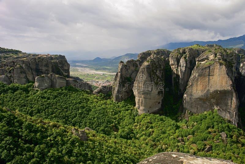 Download Plain thessaly arkivfoto. Bild av kullar, sommar, landskap - 19778754