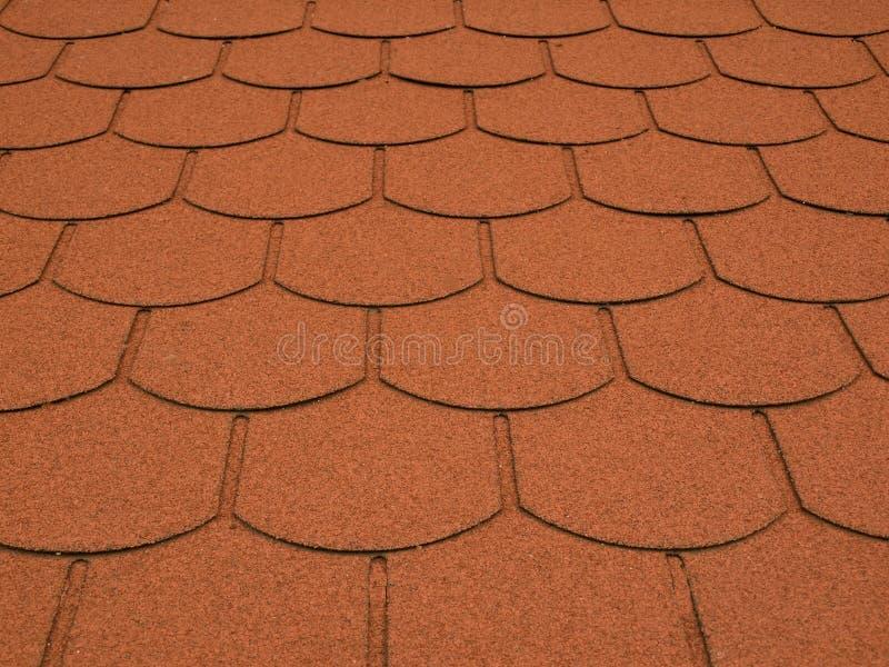 Plain tile shingle royalty free stock photo