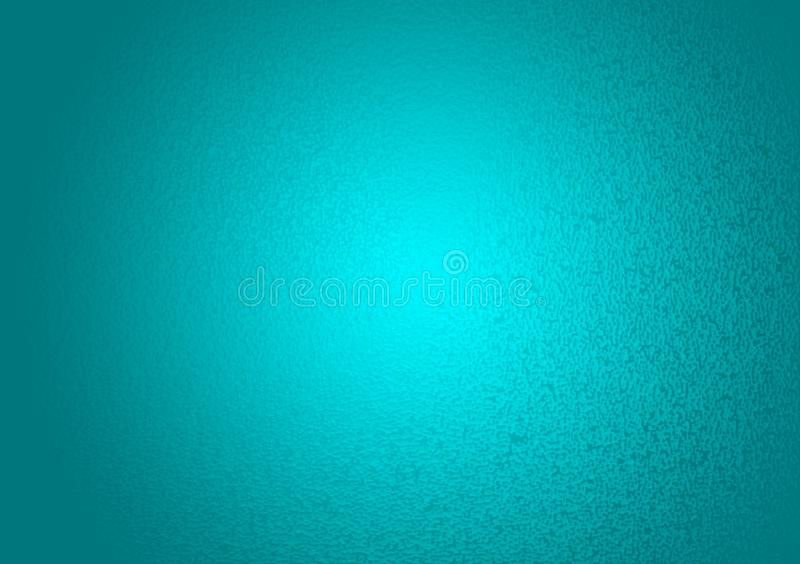 Plain turquoise textured gradient background. For wallpapers use or for use with text or image layouts stock images