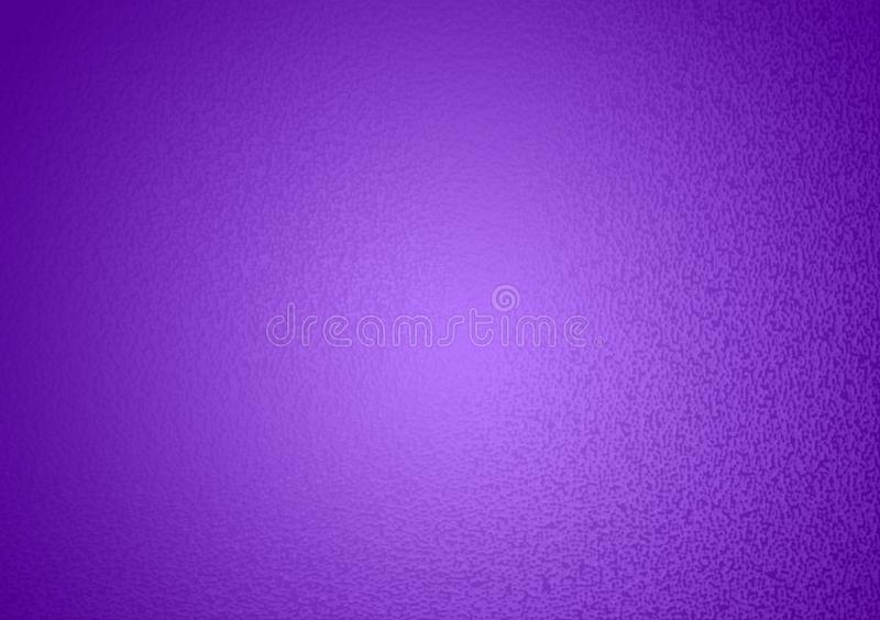 Plain violet textured gradient background royalty free stock images