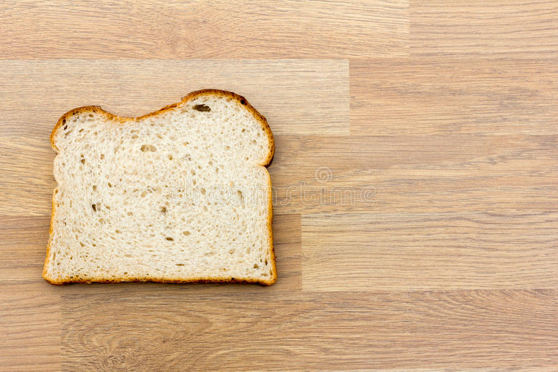 Plain White Bread royalty free stock photography