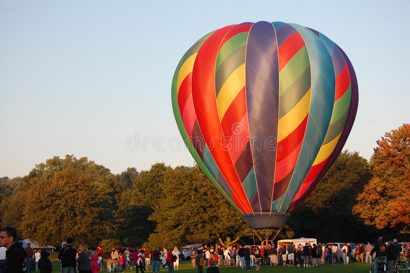 Download Plainville Hot Air Balloon Festival Editorial Photography - Image: 15866492