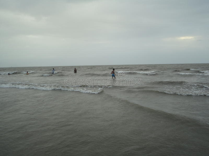 Plaisir sur la plage ! ! photo libre de droits