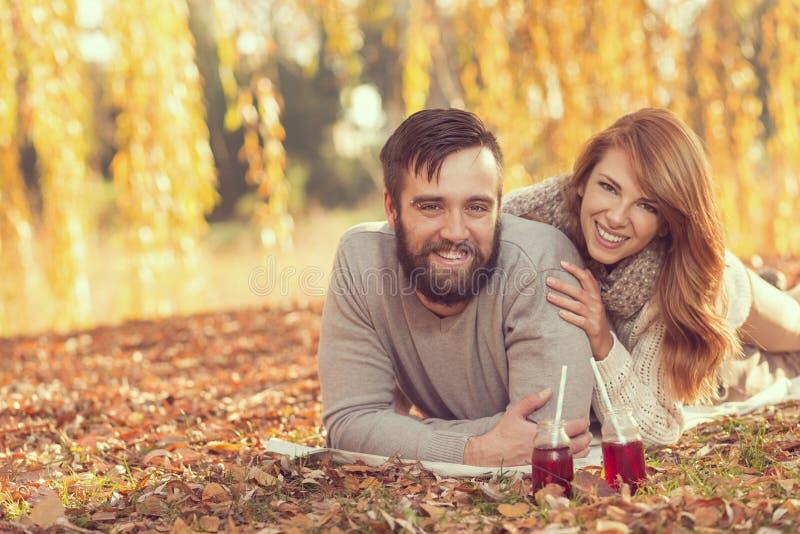 Plaisirs d'automne photos stock