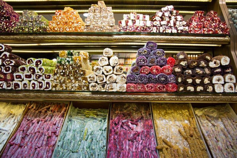 Plaisirs turcs iftar images stock