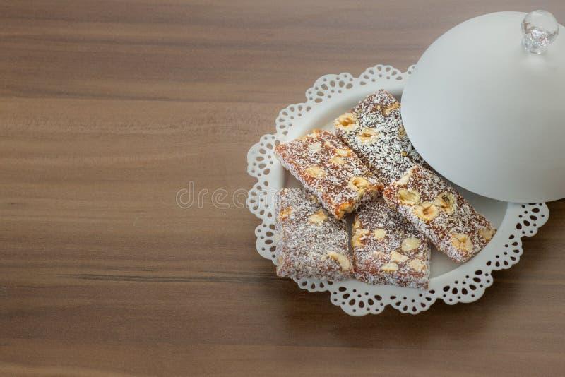 Plaisirs turcs traditionnels Cezerye image stock