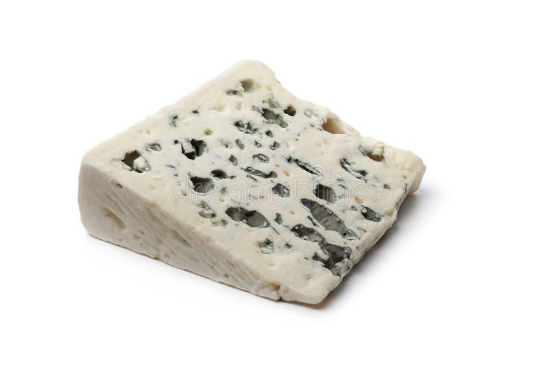 Plak van de kaas van de Roquefort royalty-vrije stock foto's
