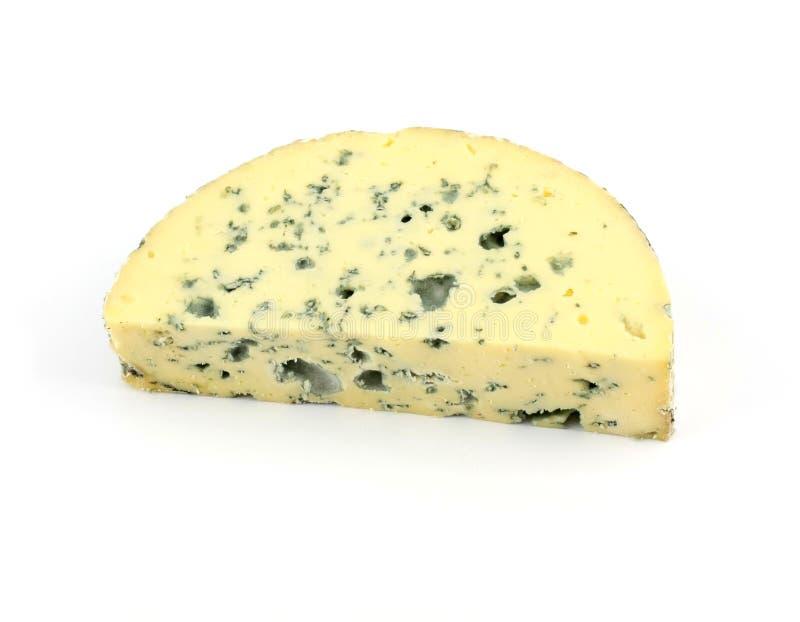 Plak van Franse muffe kaas stock fotografie