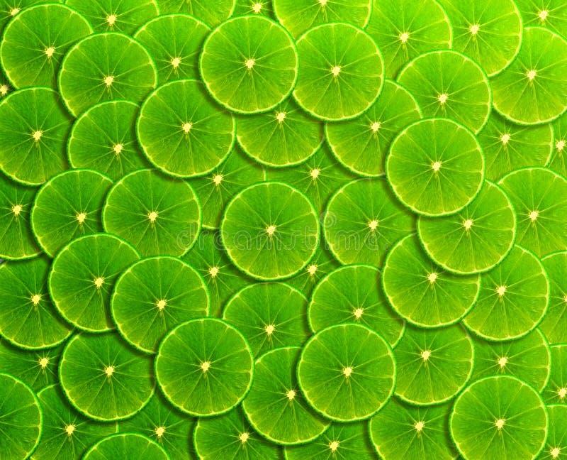 Plak van verse citroen royalty-vrije stock afbeelding