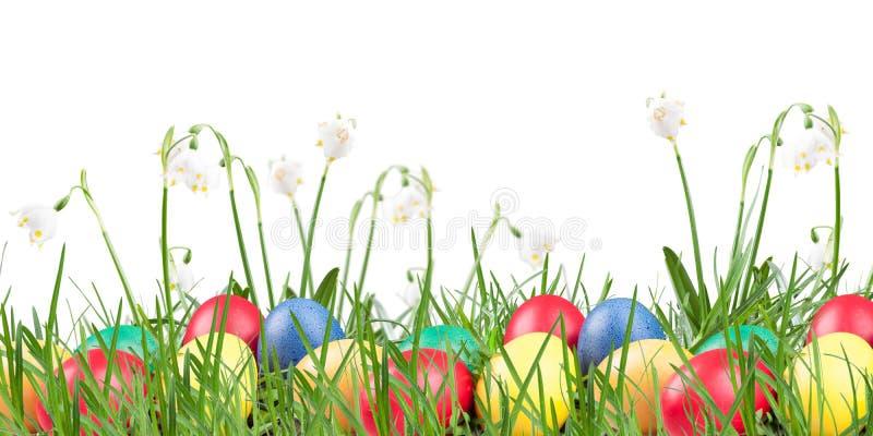 Plakat, Frühling stockbilder