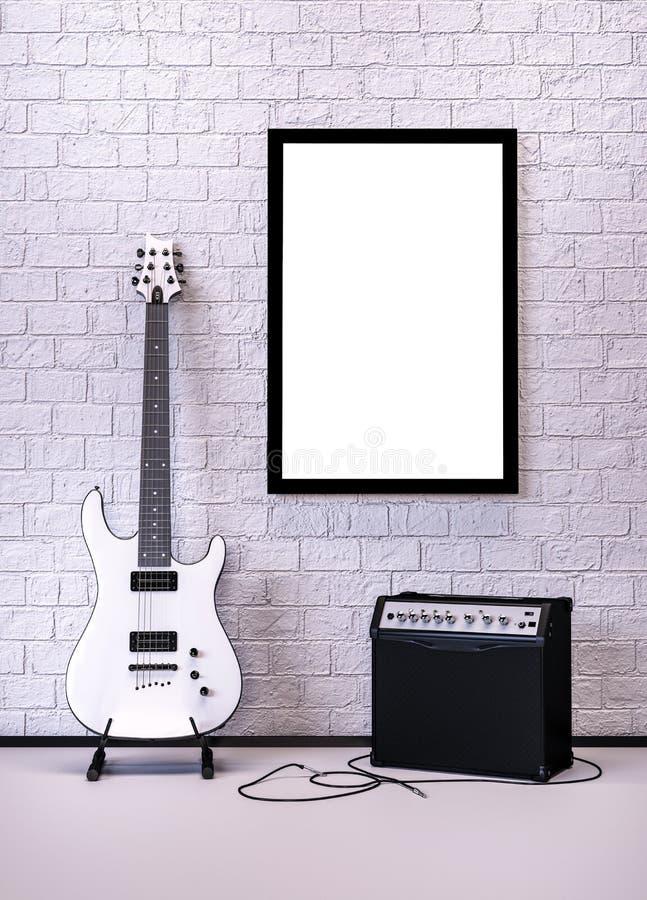 plakat muzyki ilustracji
