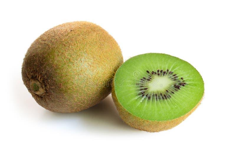 Plakken van kiwifruit royalty-vrije stock afbeeldingen