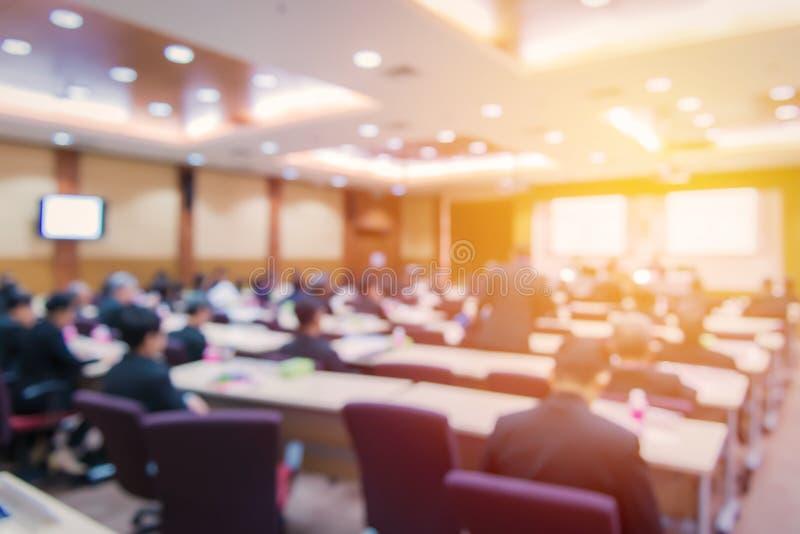 Plama biznesowa konferencja i prezentacja w konferenci h obraz stock