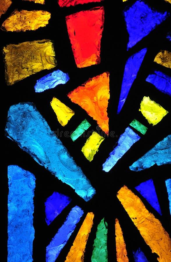 plamiący kościelny annunciation szkło obrazy royalty free