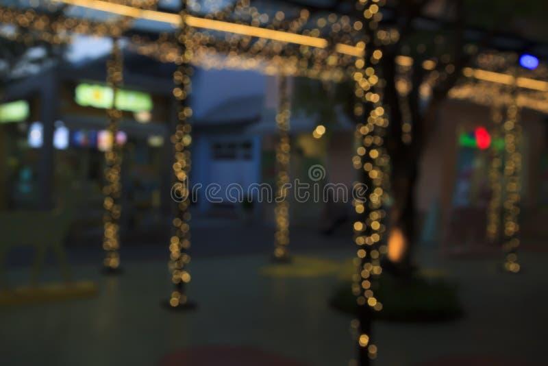 Download Plamy Droga Przemian W Parku Z Bokeh światłem Zdjęcie Stock - Obraz złożonej z plama, zrozumienie: 57659016