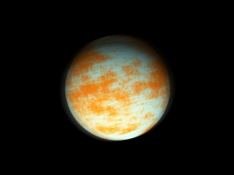 Planète Jupiter illustration libre de droits