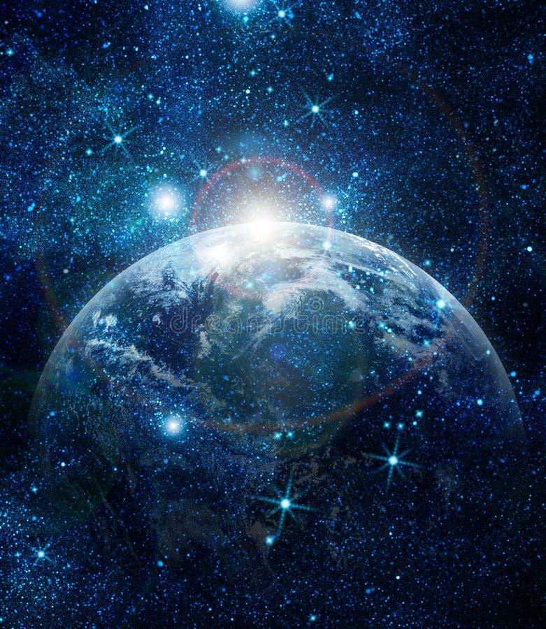 Planète réaliste photo libre de droits