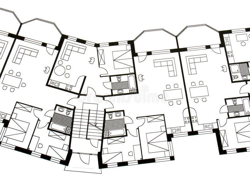 plan architektury zdjęcie stock