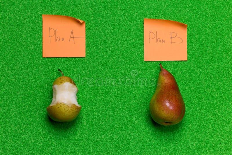 Plan B stock afbeeldingen