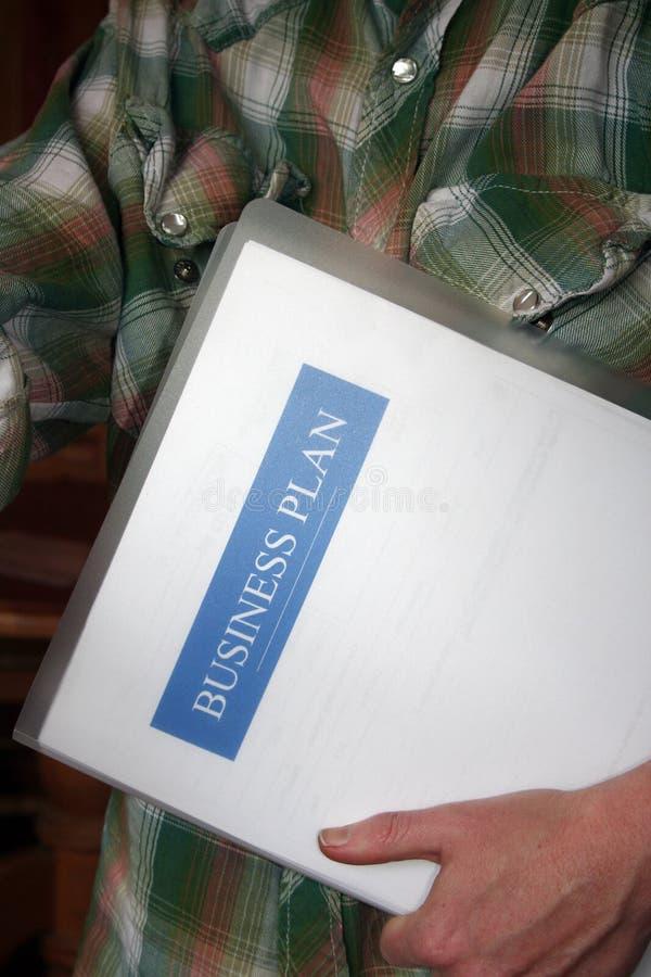 Plan empresarial - pequeña empresa imagen de archivo libre de regalías
