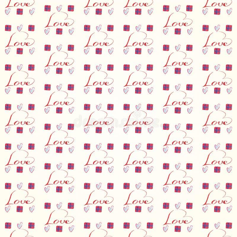 Plan modell för dag för förälskelsevalentin` s arkivbilder