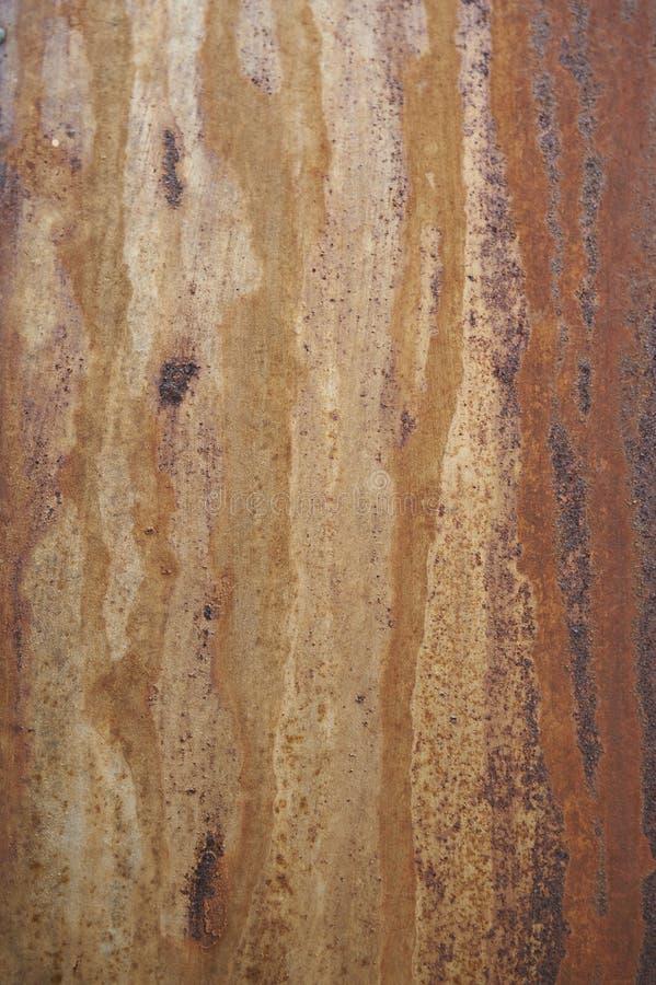 Plan rapproché abstrait de vieille texture de regard rouillée de mur photos stock