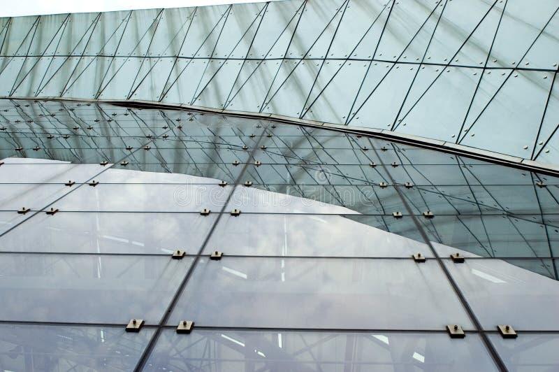 Plan rapproché d'architecture photographie stock