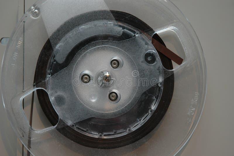 Download Plan Rapproché De Bande De Bobine Photo stock - Image du bobine, sonore: 71468