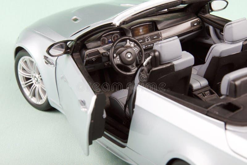 Plan rapproché de BMW M3. photos stock