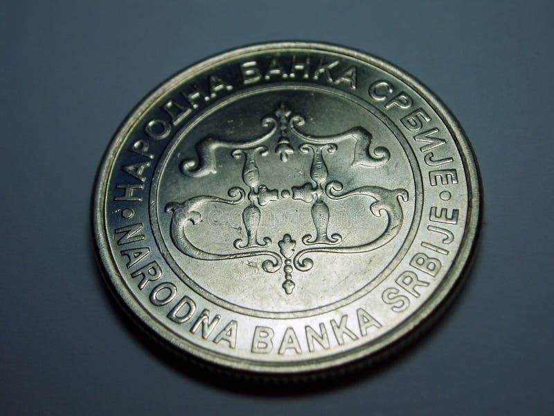 Plan rapproché de pièce de monnaie photos libres de droits