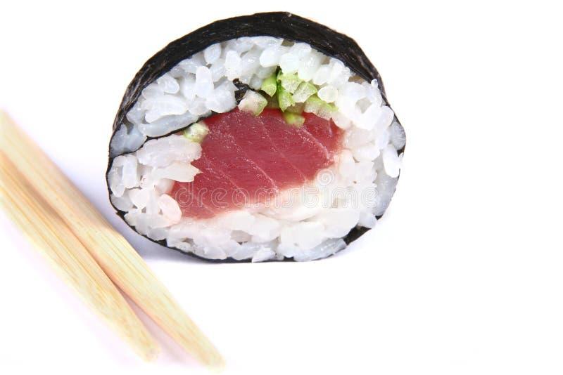 Plan rapproché de sushi photo stock